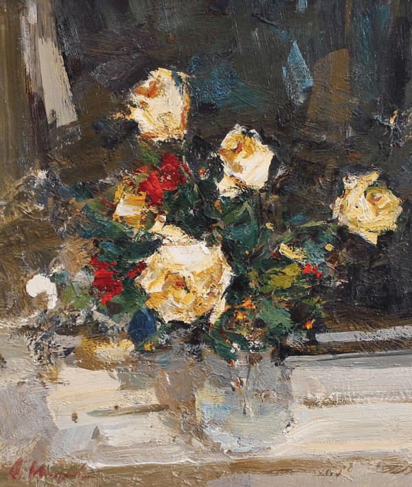 伊诺泽姆采夫的油画,总让人看了意犹未尽插图43