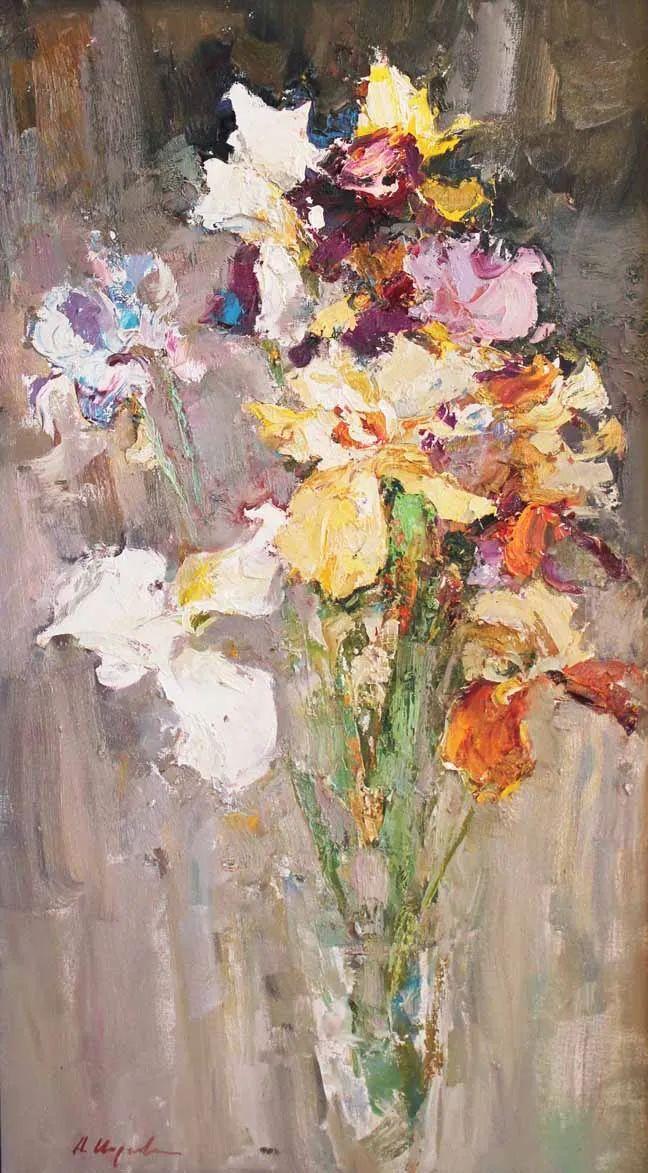伊诺泽姆采夫的油画,总让人看了意犹未尽插图45