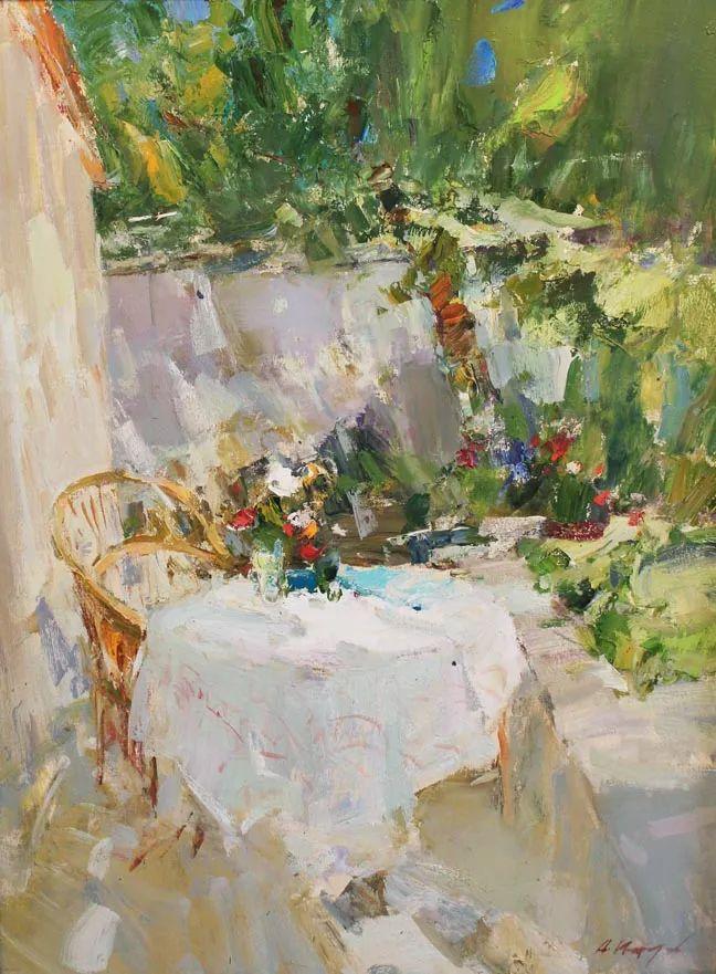 伊诺泽姆采夫的油画,总让人看了意犹未尽插图52