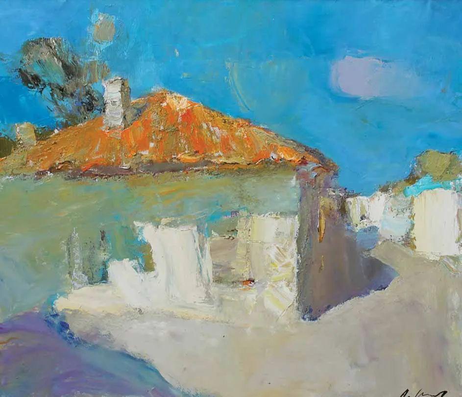 伊诺泽姆采夫的油画,总让人看了意犹未尽插图54