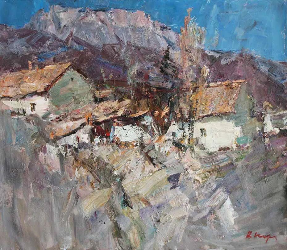 伊诺泽姆采夫的油画,总让人看了意犹未尽插图56