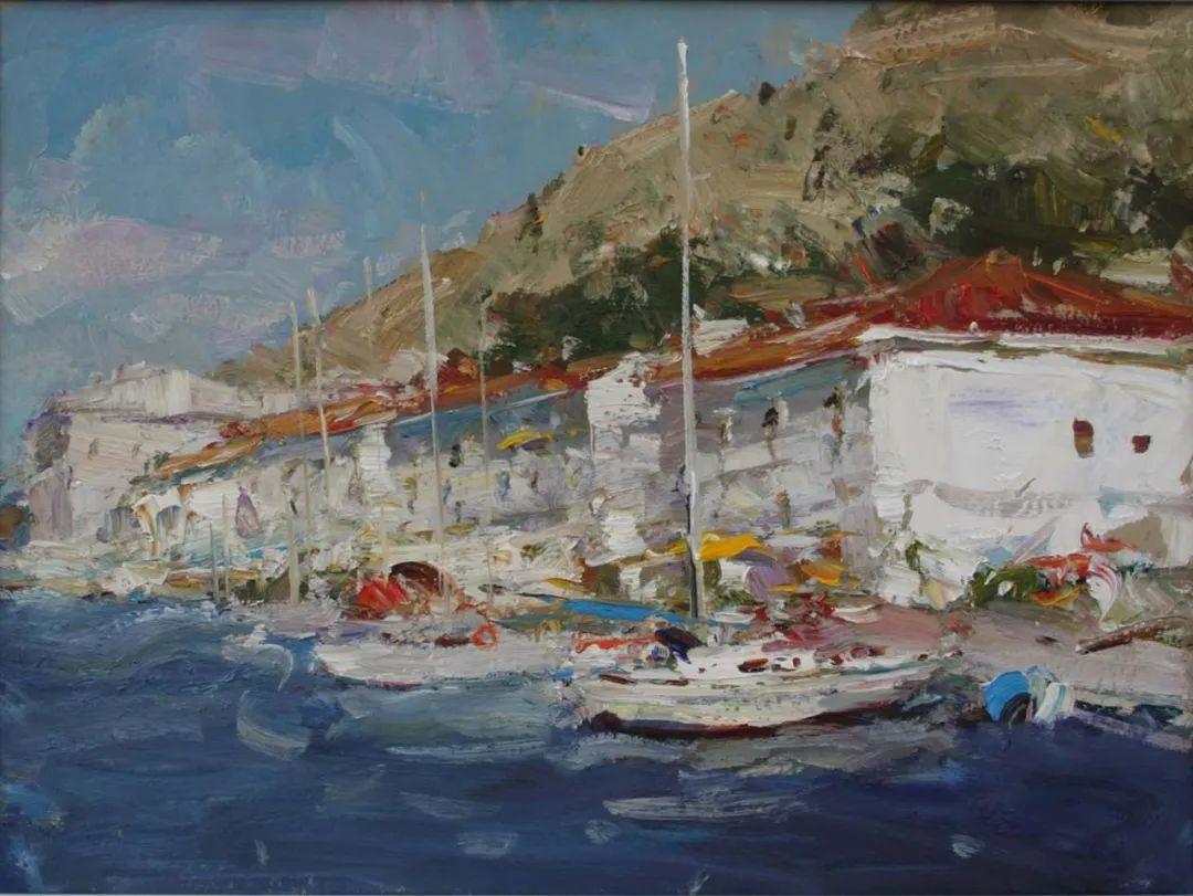 伊诺泽姆采夫的油画,总让人看了意犹未尽插图60