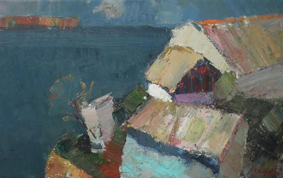 伊诺泽姆采夫的油画,总让人看了意犹未尽插图84