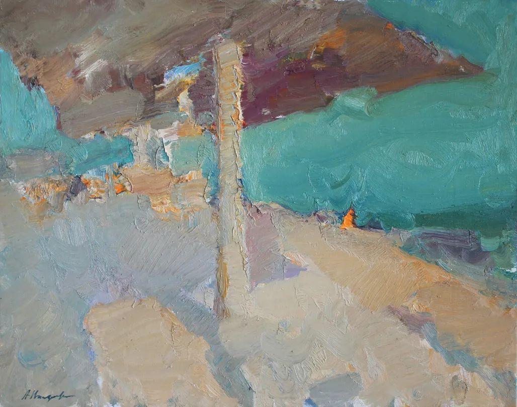 伊诺泽姆采夫的油画,总让人看了意犹未尽插图86