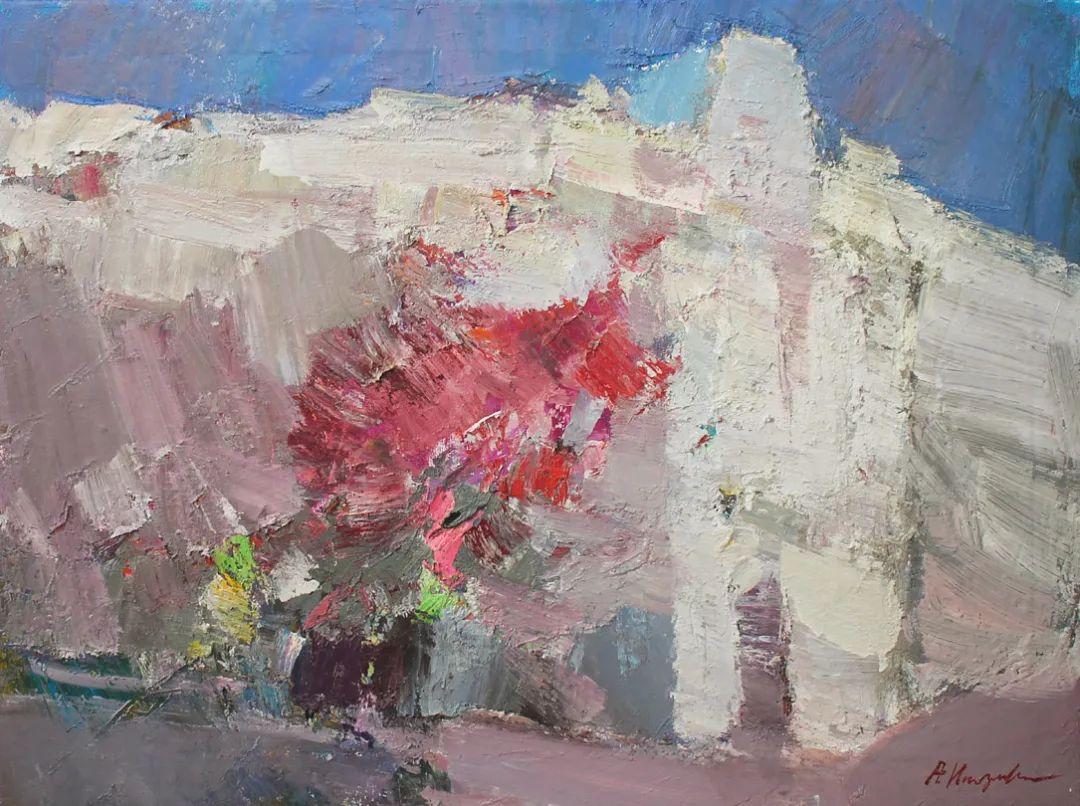 伊诺泽姆采夫的油画,总让人看了意犹未尽插图88