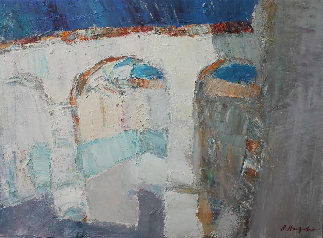 伊诺泽姆采夫的油画,总让人看了意犹未尽插图90