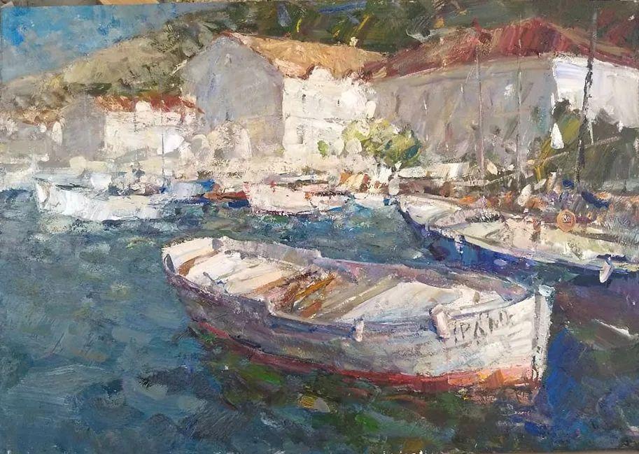 伊诺泽姆采夫的油画,总让人看了意犹未尽插图92