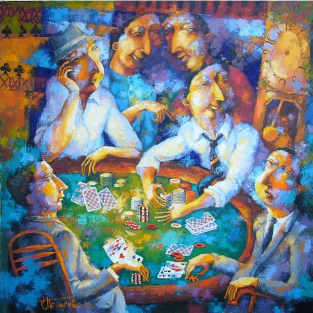 独特而细致的绘画,乌克兰画家波苏杰夫斯基!插图51