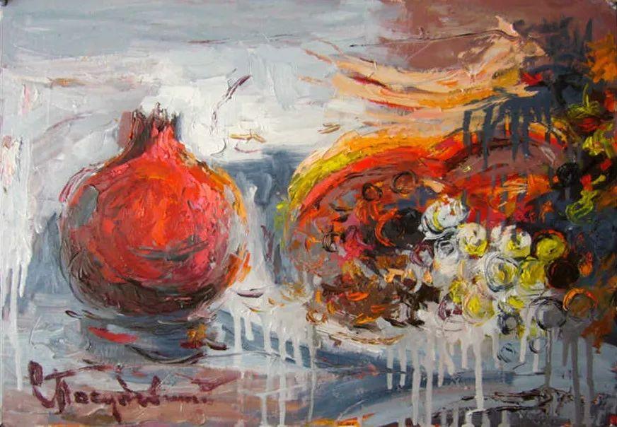 独特而细致的绘画,乌克兰画家波苏杰夫斯基!插图61