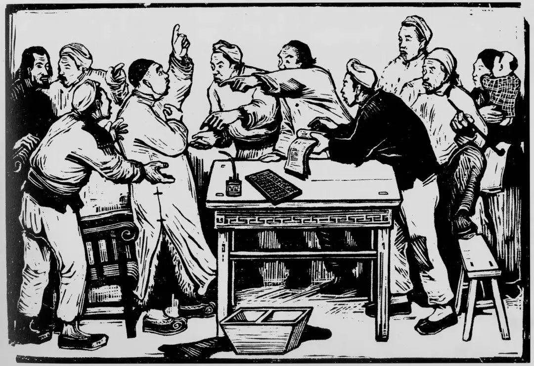 范迪安:美术画卷镌刻的百年党史插图3