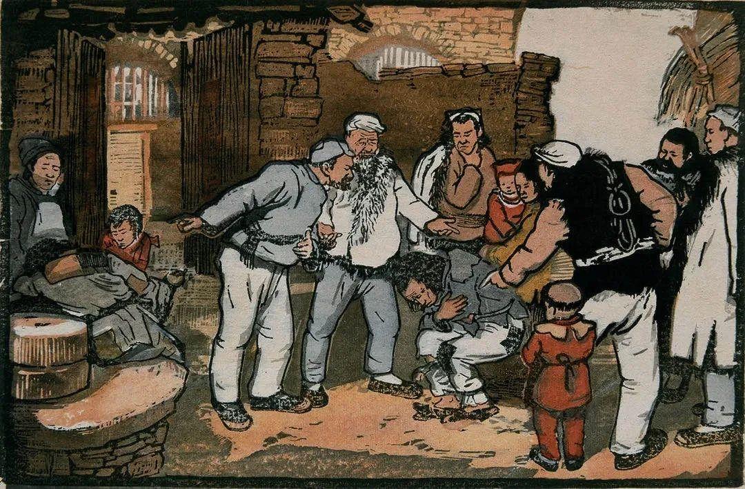 范迪安:美术画卷镌刻的百年党史插图6