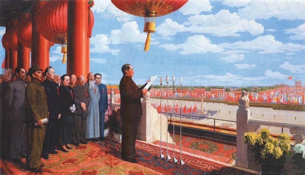 范迪安:美术画卷镌刻的百年党史插图7