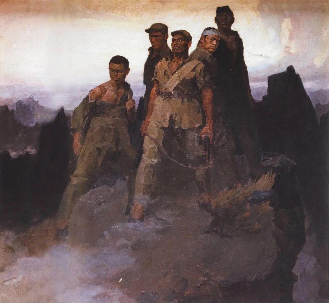 范迪安:美术画卷镌刻的百年党史插图9