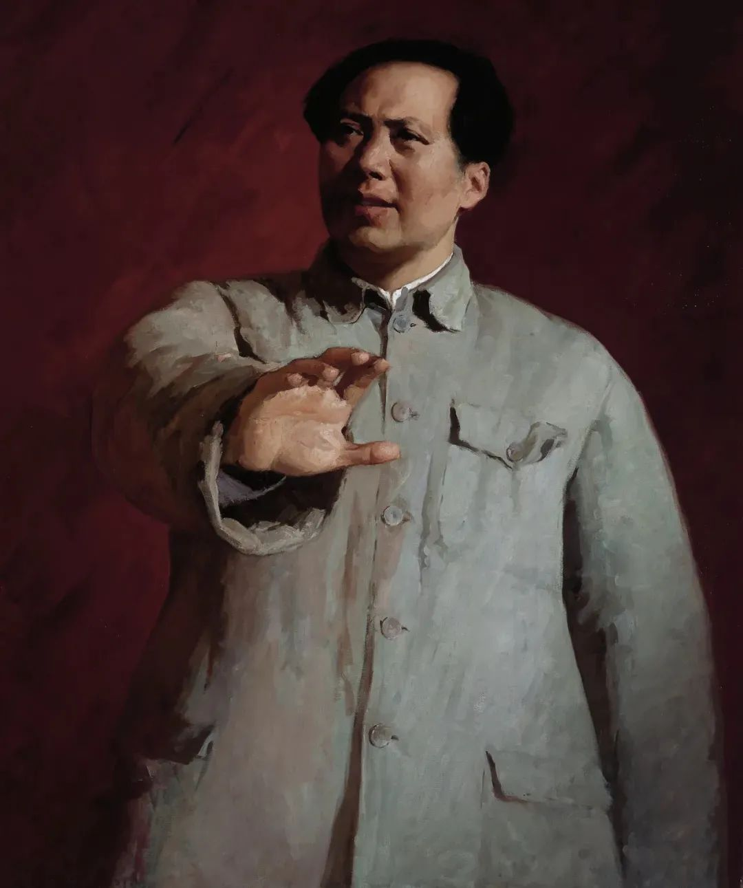 范迪安:美术画卷镌刻的百年党史插图10