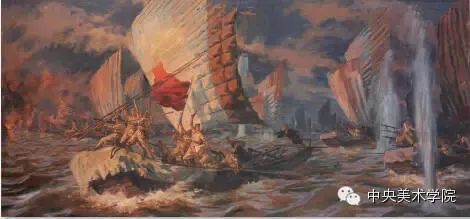 范迪安:美术画卷镌刻的百年党史插图12