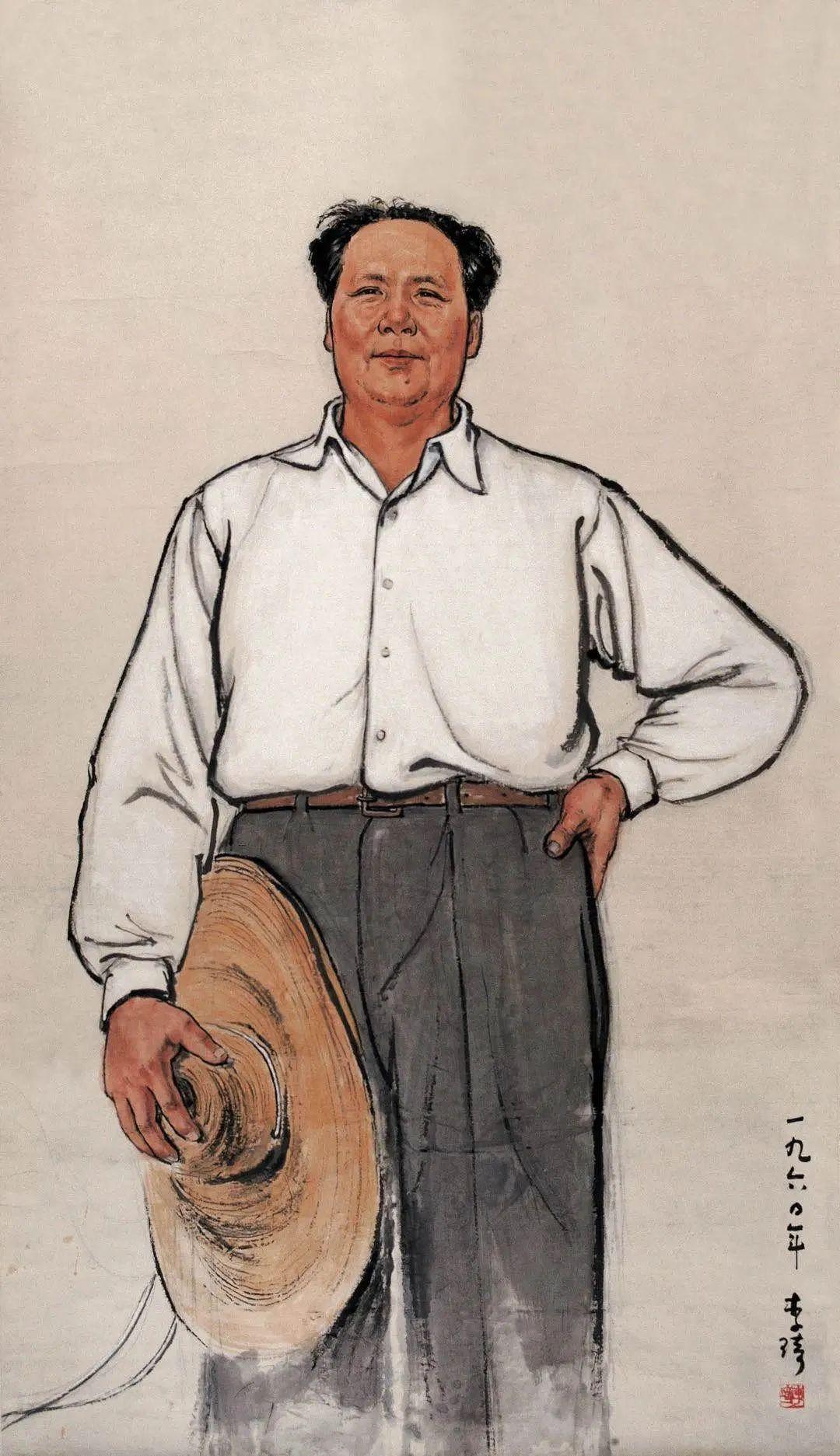 范迪安:美术画卷镌刻的百年党史插图13