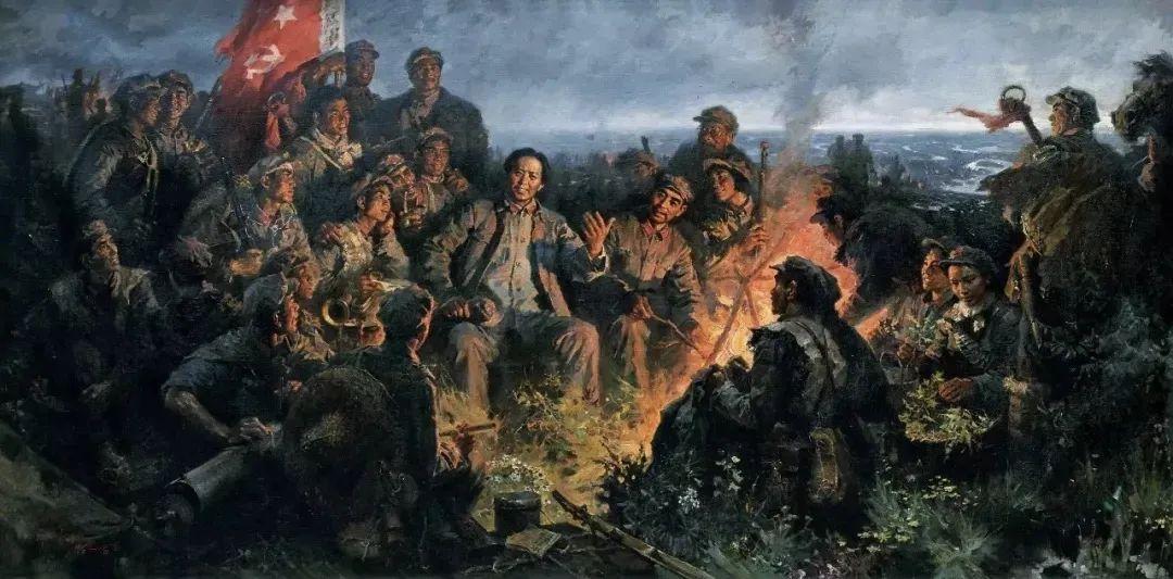 范迪安:美术画卷镌刻的百年党史插图21