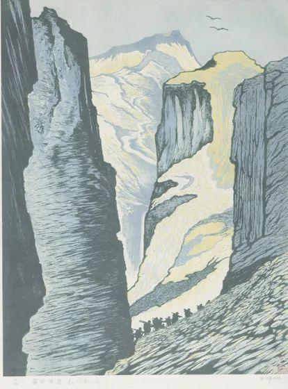 范迪安:美术画卷镌刻的百年党史插图22