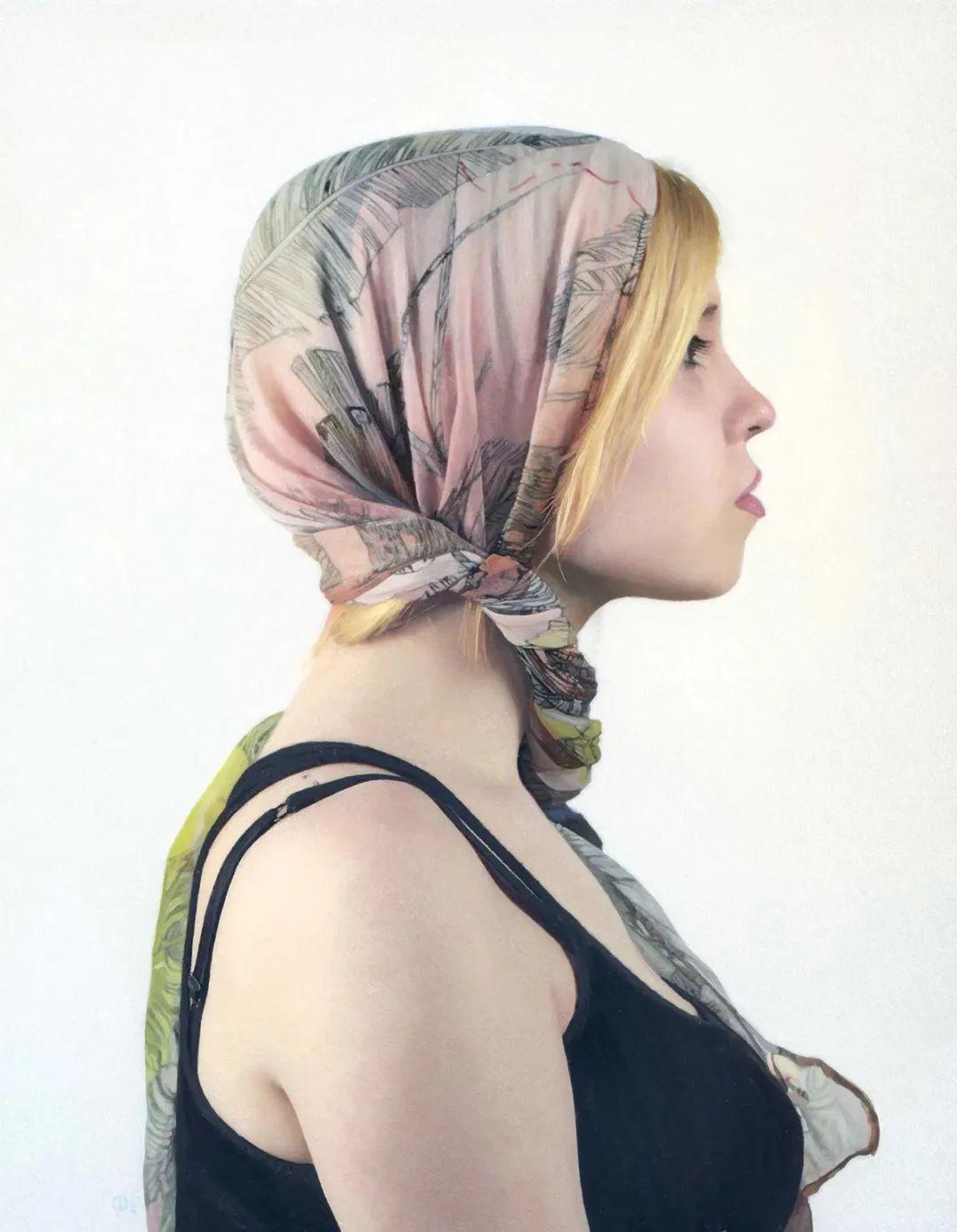 美国画家戴维·艾肯伯格的超写实油画插图13