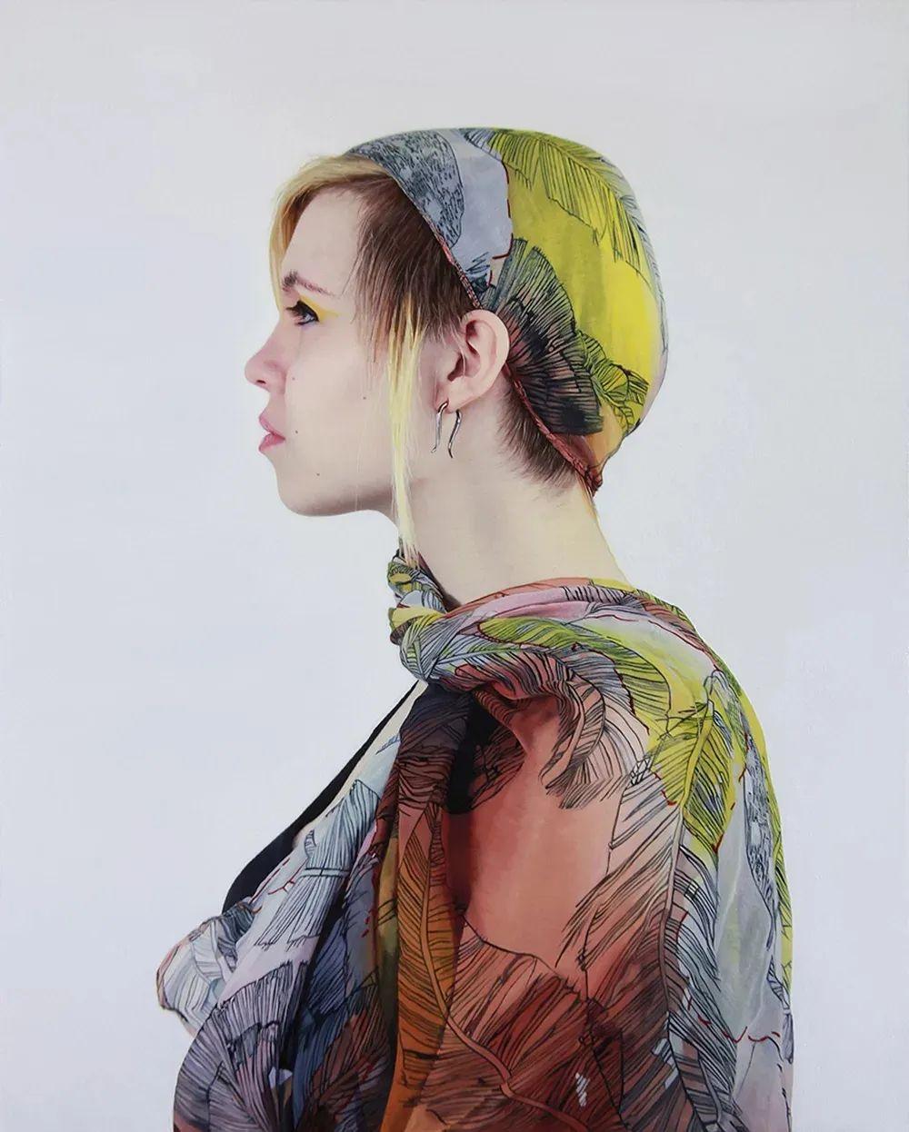 美国画家戴维·艾肯伯格的超写实油画插图15
