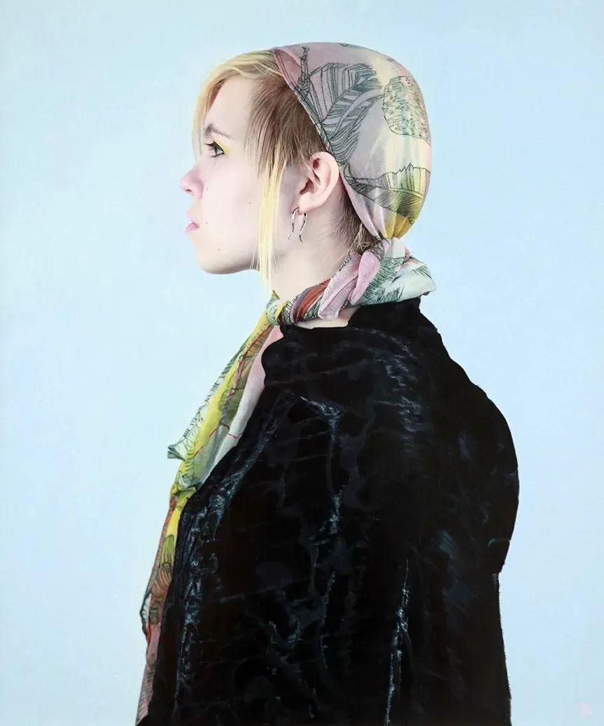 美国画家戴维·艾肯伯格的超写实油画插图19
