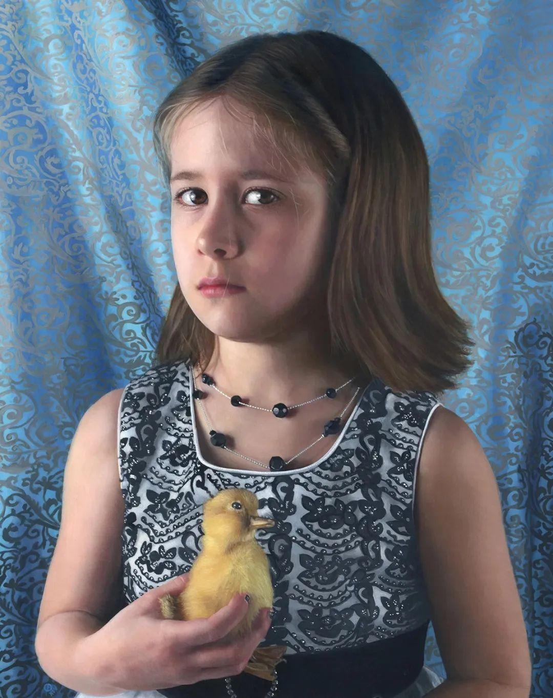 美国画家戴维·艾肯伯格的超写实油画插图25